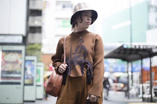 Tokyo str e RS18 1548