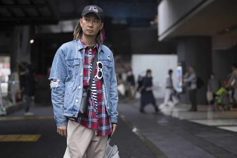 Tokyo str e RS18 1692