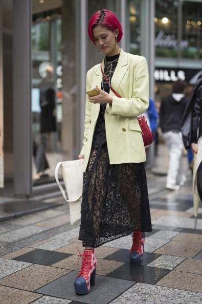 Tokyo str RS18 6627