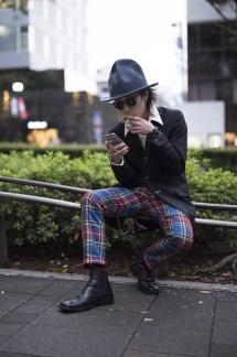 Tokyo str RS18 7287
