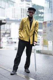 Tokyo str RS18 7565