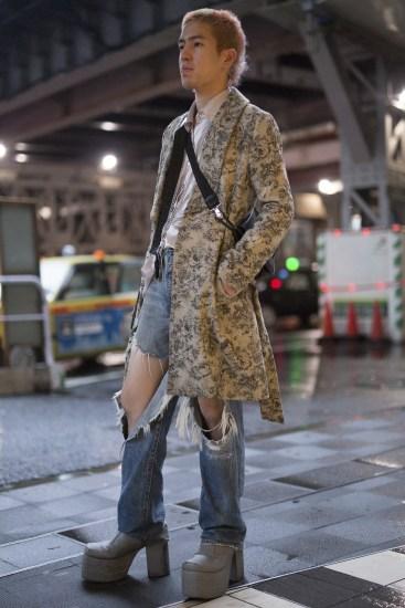 Tokyo str RS18 8266