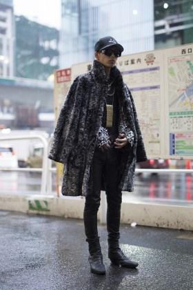 Tokyo str RS18 8348