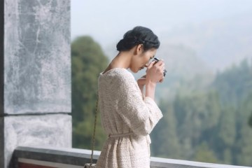 Chanel Travels to Chengdu with Liu Wen for Resort 2018 Film