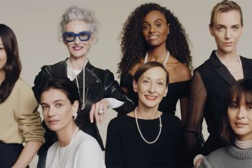 Mikimoto Brings Pearls of Wisdom with 7 Original Women in New Campaign
