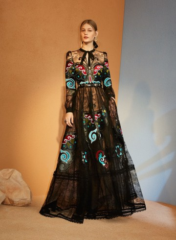 Elie Saab Pre-Fall 2018 Lookbook