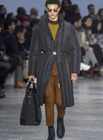 Cerruti 1881 Fall 2018 Men's Fashion Show