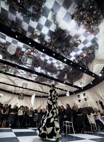 Christian Dior Spring 2018 Couture Fashion Show Atmosphere