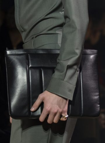 Dunhill Fall 2018 Men's Fashion Show Details