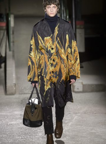 Dries Van Noten Fall 2018 Men's Fashion Show