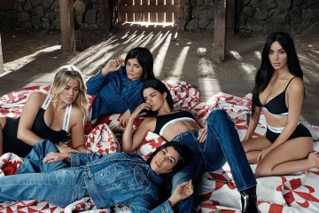 Calvin Klein Kardashians & Jenners Spring 2018 Ad Campaign