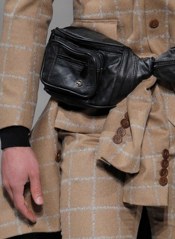 Miguel Vieira Fall 2018 Men's Fashion Show Details