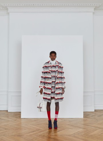 Thom Browne Pre-Fall 2018 Lookbook