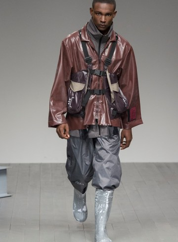 A-Cold-Wall* Fall 2018 Men's Fashion Show