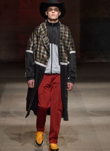 Astrid Andersen Fall 2018 Men's Fashion Show