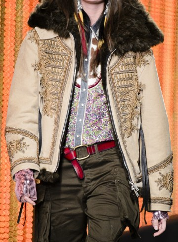 Dsquared2 Fall 2018 Fashion Show Details