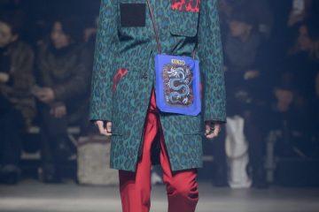 Kenzo Fall 2018 Fashion Show
