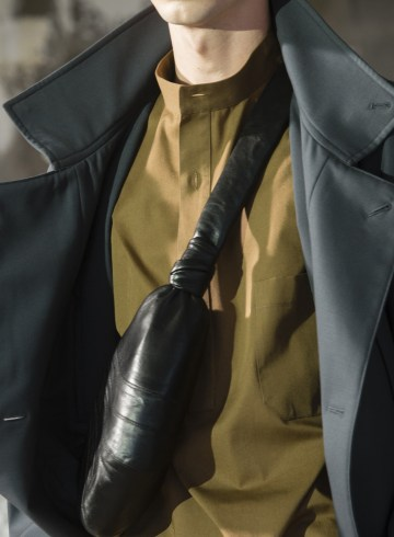 Lemaire Fall 2018 Men's Fashion Show Details