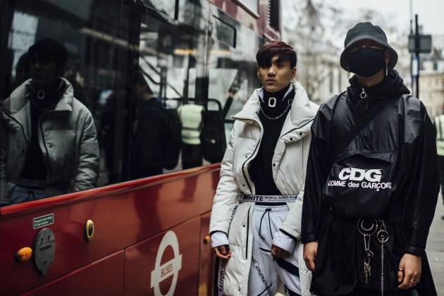 London m str RF18 0565
