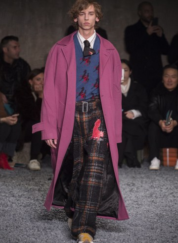 Marni Fall 2018 Men's Fashion Show