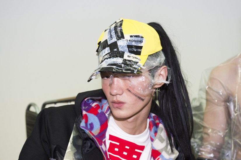 Michiko Koshino Fall 2018 Men's Fashion Show Details