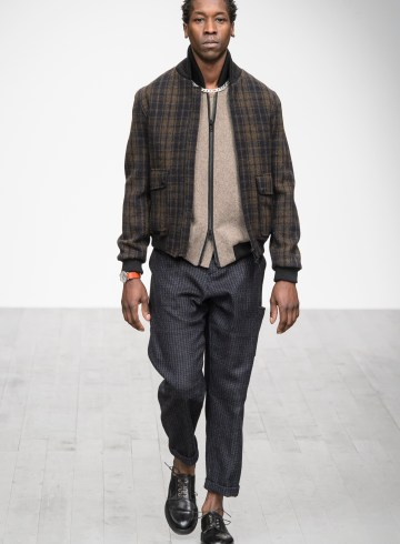 Oliver Spencer Fall 2018 Men's Fashion Show