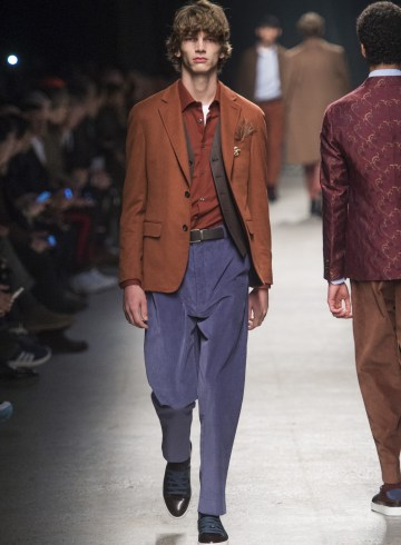Pal Zileri Fall 2018 Men's Fashion Show