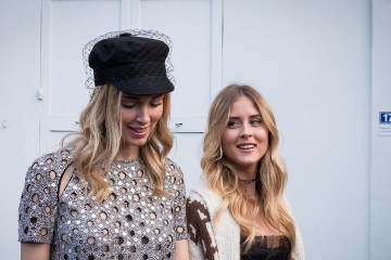 Paris Couture Fashion Week Street Style Spring 2018 Poli Alexeeva