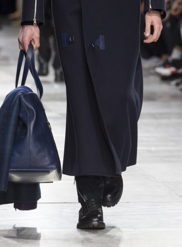 Paul Smith Fall 2018 Men's Fashion Show Details