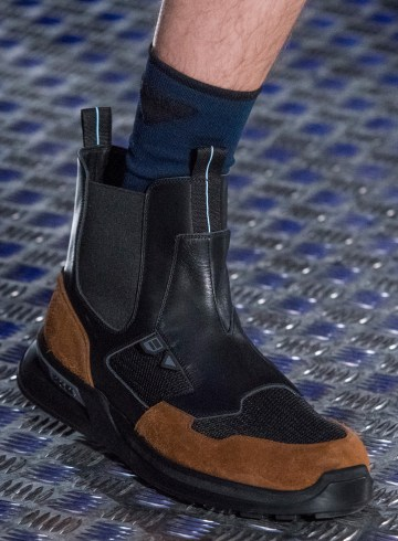 Prada Fall 2018 Men's Fashion Show Details