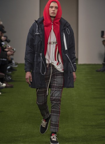 Represent Fall 2018 Men's Fashion Show