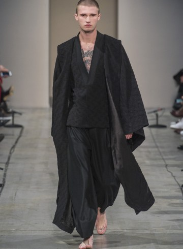 Sartorial Monk Fall 2018 Men's Fashion Show