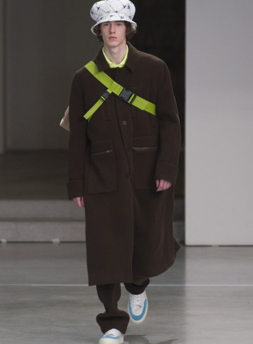 Sunnei Fall 2018 Men's Fashion Show