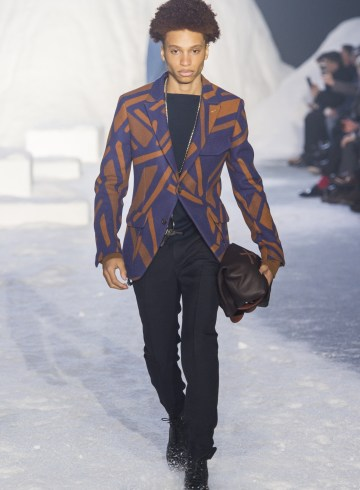 Ermenegildo Zegna Fall 2018 Men's Fashion Show