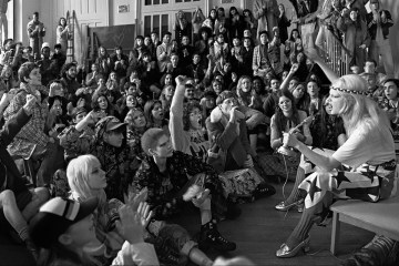 Gucci Dans Les Rues Shows the Power of Protest to Pre-Fall 2018 Ad Campaign
