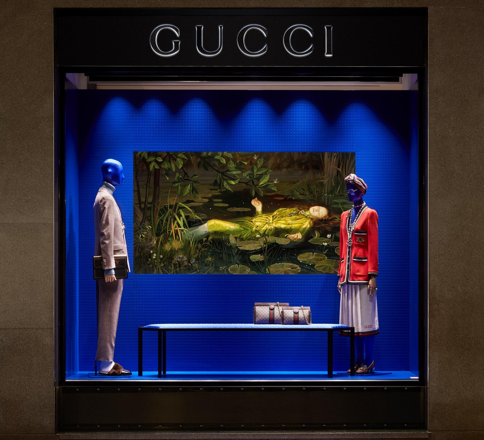 Gucci Hallucination Campaign Introduces A New Digital Experience ...