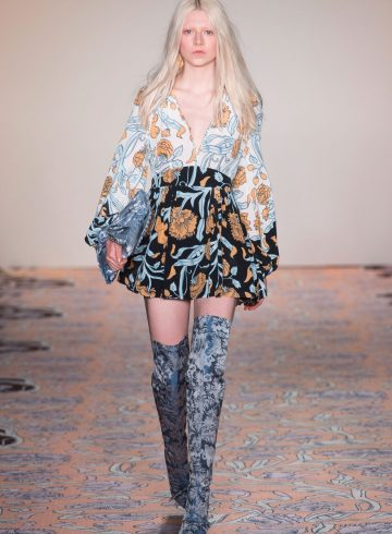 Alice McCall Fall 2018 Fashion Show