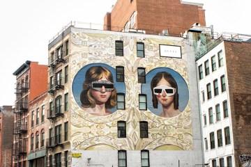 Gucci Announces New Art Walls with Spanish artist Ignasi Monreal