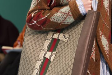 Gucci Fall 2018 Fashion Show Details