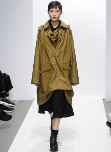 Margaret Howell Fall 2018 Fashion Show