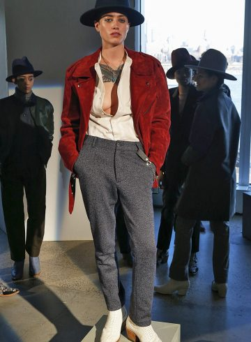 Krammer & Stoudt Fall 2018 Men's Fashion Show