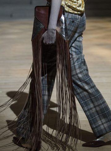Linder Fall 2018 Fashion Show Details