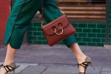 London Fashion Week Street Style Fall 2018 Day 2 Cont.