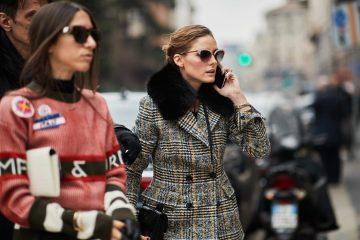 Milan Fashion Week Street Style Fall 2018 Day 4 Cont.