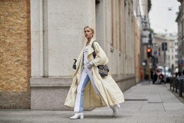 Milan Fashion Week Street Style Fall 2018 Day 5 Cont.