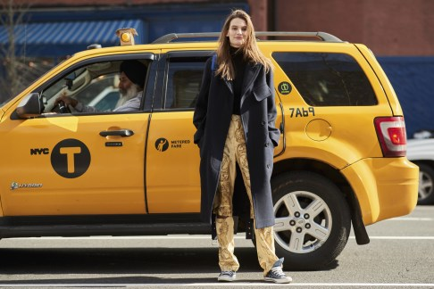 New York str B6 RF18 1362
