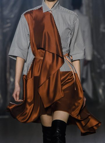 Palmer Harding Fall 2018 Fashion Show Details