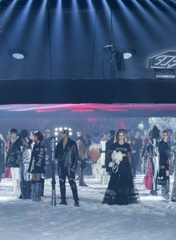 Philipp Plein Fall 2018 Fashion Show Atmosphere