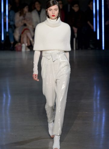 Sally Lapointe Fall 2018 Fashion Show