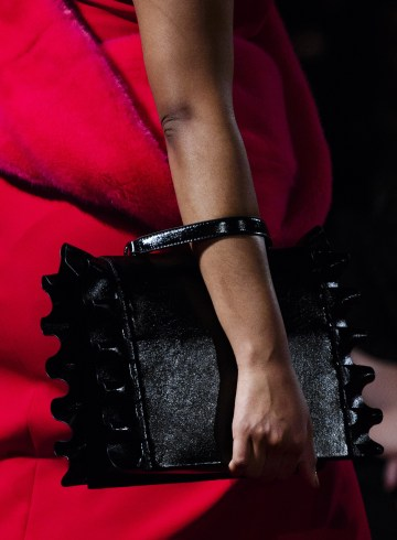 Christian Siriano Fall 2018 Fashion Show Details